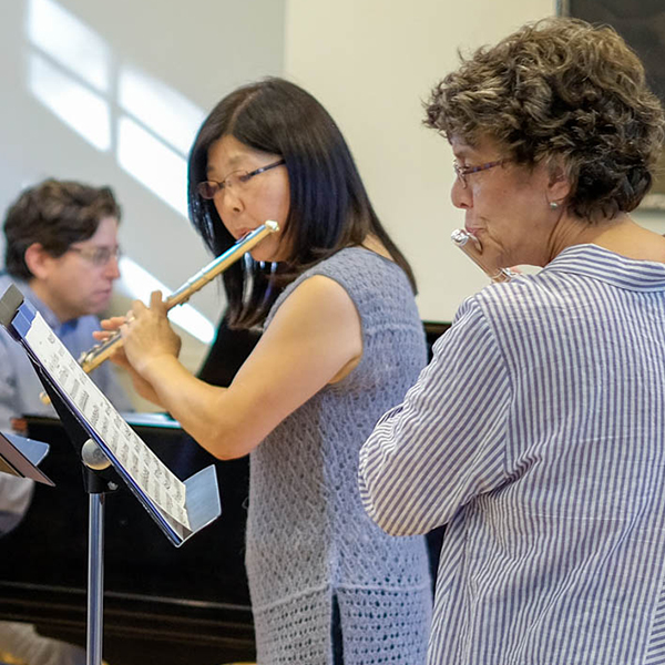 Adult Flute Students