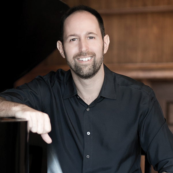 Pianist Spencer Myer