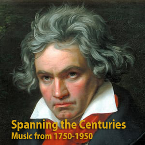 Beethoven Spanning the Centuries